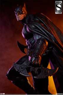 Batman Formato Premium Sideshow Collectibles A Pedido!