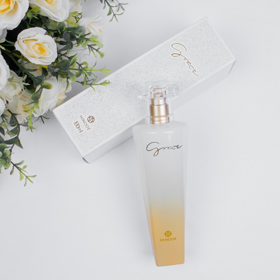 Perfume Grace Branco Hinode 100 Ml