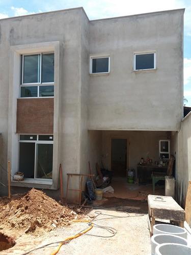 Casa Geminada Com 3 Quartos Para Comprar No Betânia Em Belo Horizonte/mg - 2113