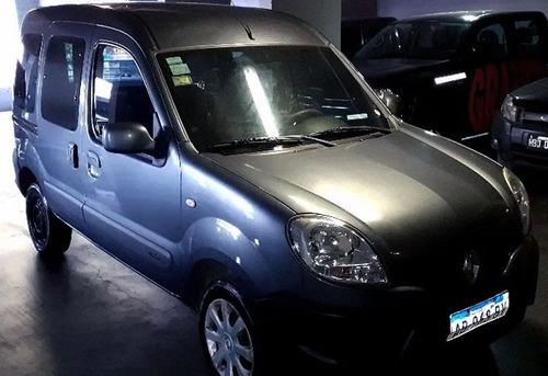 Renault Kangoo 1.6 Ph3 Authentique Plus Aa968by Cuotas Fijas