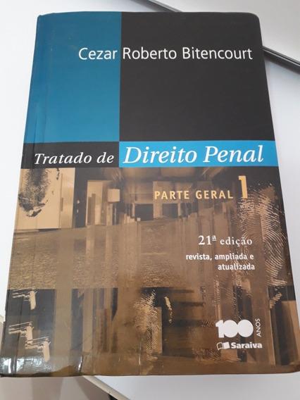 Livro Tratado De Direito Penal Do Cézar Roberto Bitencourt