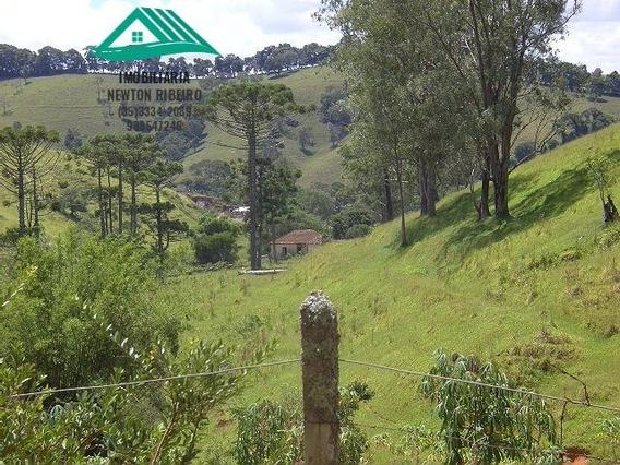 Terreno A Venda No Bairro Pomares Em Carmo De Minas - Mg. - 104-1