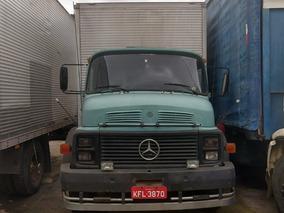 Mercedes-benz 1113 Truck Baú Ano 1978