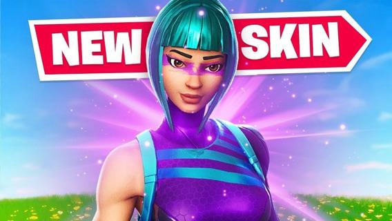 Fortnite - Wonder Skin - Pc - Xbox - Ps4 - Switch - Mobile