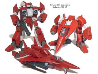 Robotech Masterpiece Collection Vol2 Segunda Generación