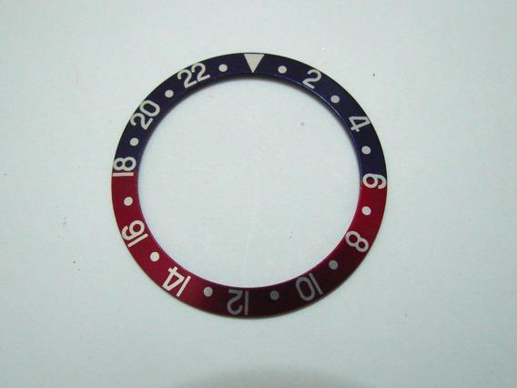 Bisel, Luneta Para Reloj Rolex Gmt Master Ref. 1675