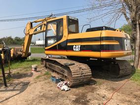 Caterpillar 320 B Retroexcavadora Excavadora Sobre Orugas