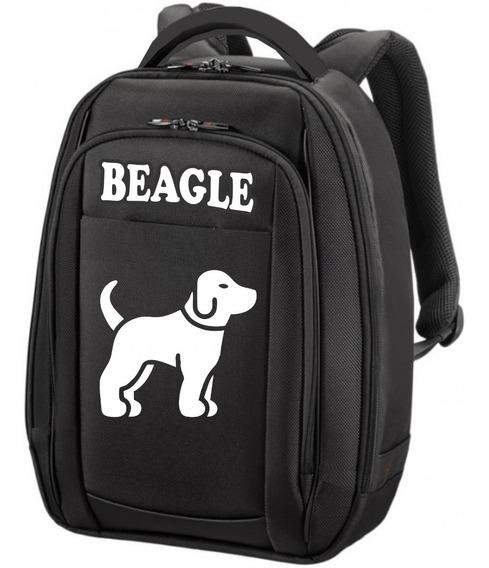 Mochila Beagle Cao Dog Cachorro Pet