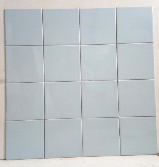 Azulejo Cielo Celeste 14,8x14,8 1° Lote 10 Unidades Lorenzo