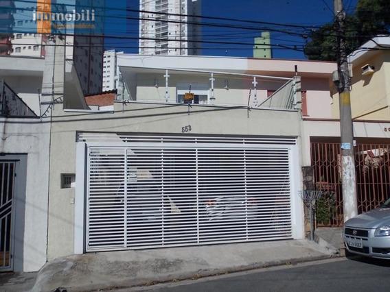 Casa De Vila Para Venda No Bairro Jaguaré Em São Paulo - Cod: Gv16095 - Gv16095