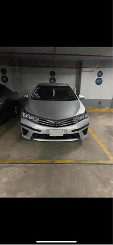 Toyota Corolla 2015 1.8 Xli Mt 140cv