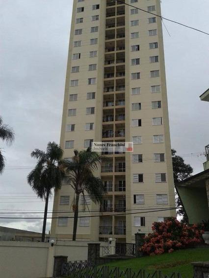 Apartamento 2 Dormitórios Com 1 Suite Pirituba - Ap4696