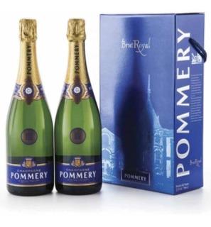 Pommery Brut Royal X2 750