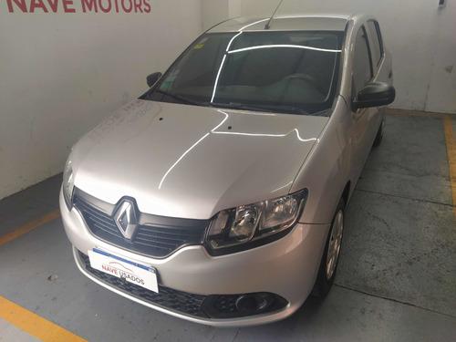 Renault Sandero 1.6 Authentique 90cv Nac 2017 Ab547