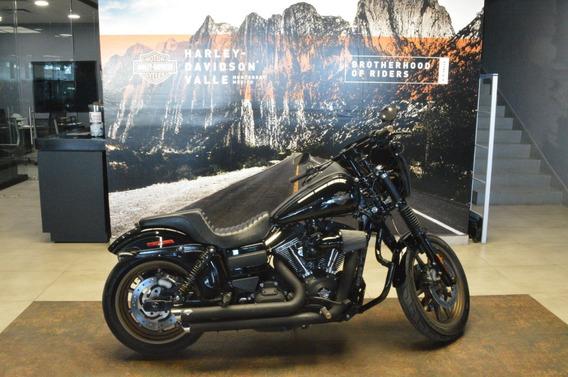 Harley-davidson Dyna Lorw Ride S 110ic 2016