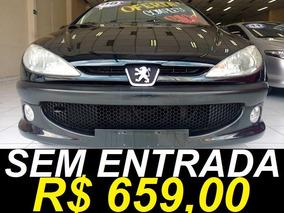 Peugeot 206 Presence 1.6 Sw Completo 2008 Preta