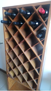 Mueble Vinoteca Cava Vinos