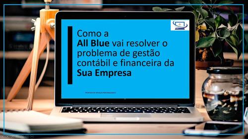 Imagem 1 de 7 de All Blue Contabilidade & Gestão Empresarial Eireli