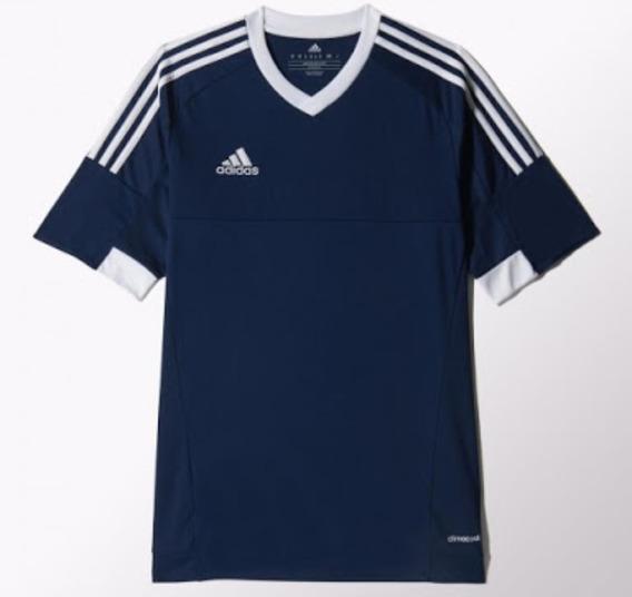 Playera adidas adidas Tiro 15 Youth Soccer Jersey S22378
