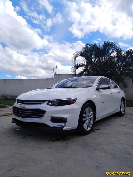 Chevrolet Malibú 2016