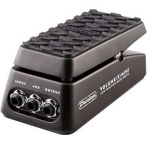 Pedal Volume X Mini Dunlop Com Expressão