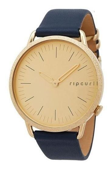 Relógio Rip Curl Ultragirl A2986g 146 Dourado Azul