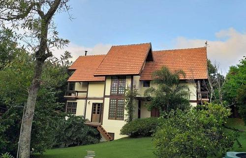 Imagem 1 de 30 de Casa Com 3 Dormitórios À Venda, 459 M² Por R$ 1.800.000,00 - Vila De São Fernando - Cotia/sp - Ca1979