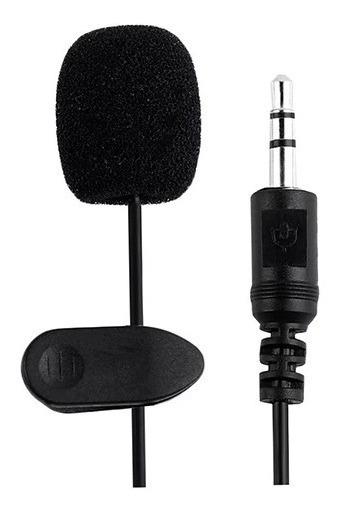 Microfone De Lapela 3,5mm P/ Celular Palestras