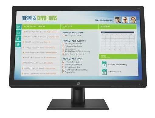 Monitor Led Hp V19b 18,5` Vga - 2xm32aa Novo