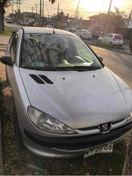 Peugeot 206 Xr 1.6
