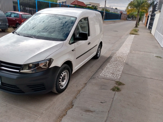 Volkswagen Caddy 2.0 Tdi Mt 2016