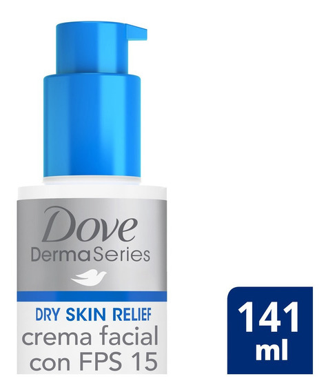 Crema Facial Fps15 Dove Dermaseries Face Cream Spf15 141ml