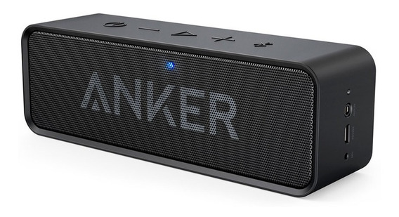 Parlante Bluetooth Anker Sound Core Superior Garantía 18 M