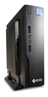 Mini Pc Exo Bitsy C4-h3145s Intel I3-8100t 4gb 500gb Hdmivga