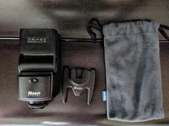 Flash Para Canon : Nissin Di466