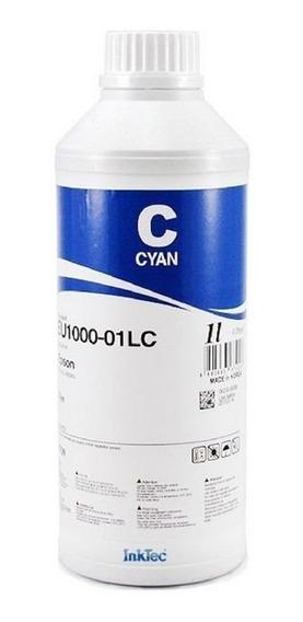 1 Litro Tinta Inktec *corante Para Hp E Lexmark