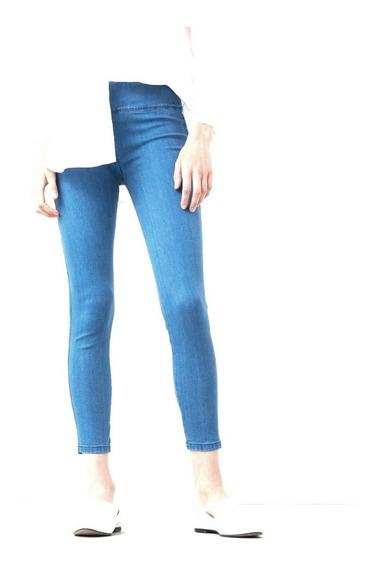 Pantalones Dama Mng Medium Fade Piti Jegging - Talla 38