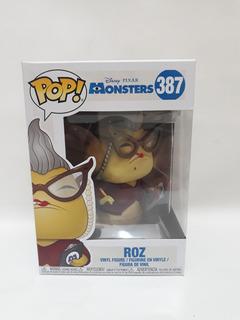 Funko Pop Monsters Roz 387-disney-pixar