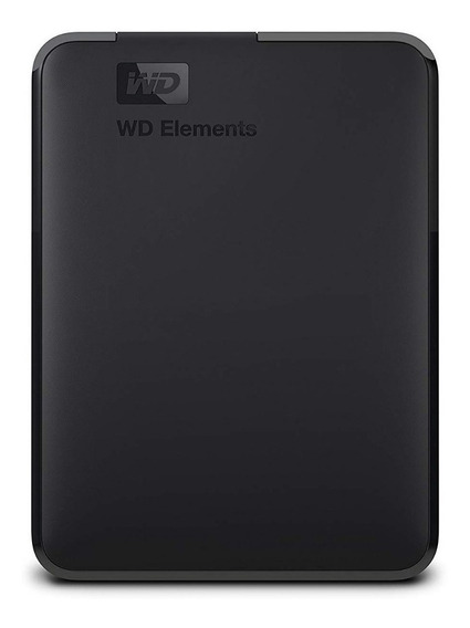 Disco Duro Externo Western Digital Elements Portable 4tb