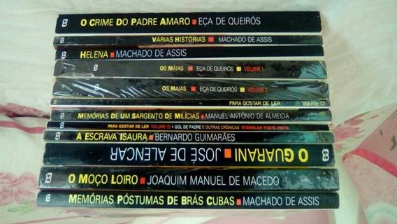 Coleção De Livros Literatura