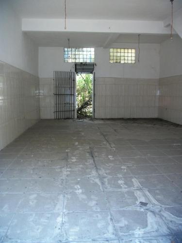 Salão Para Aluguel Em Vila Mira - Sl000253