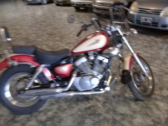 Vendo Yamaha Xv 250 Virago Edición Limitada