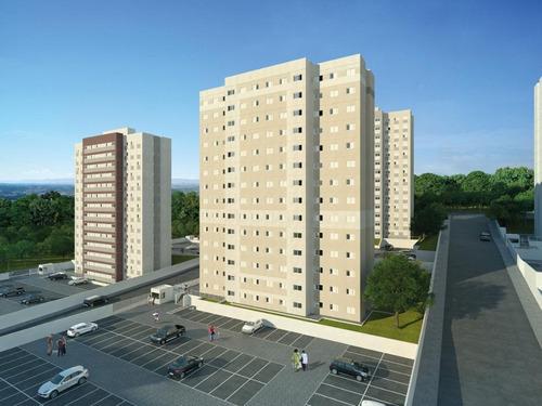 Apartamento À Venda, 40 M² Por R$ 160.000,00 - Parque Residencial Scaffid Ii - Itaquaquecetuba/sp - 15366