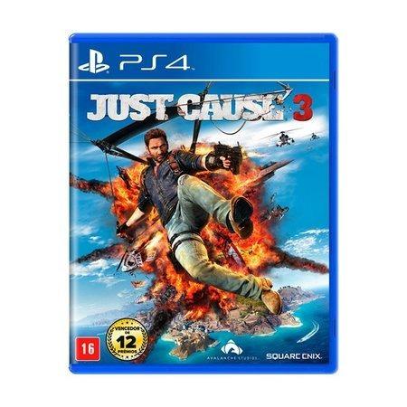 Just Cause 3 Ps4 Novo Lacrado Ab Games
