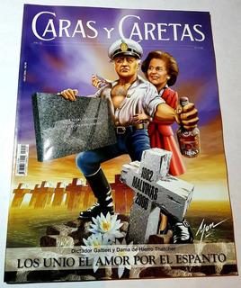 Revista Caras Y Caretas Nº 2197 Abril De 2006