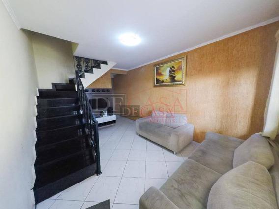 Sobrado Com 3 Dormitórios À Venda, 86 M² Por R$ 372.500,00 - Itaquera - São Paulo/sp - So2970