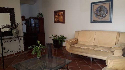 Casa De 3 Habitaciones, Amueblada, En Renta En Ejido, Playa Del Carmen