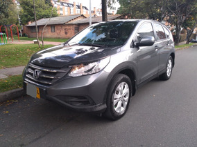 Honda Cr-v Lx City Como Nueva