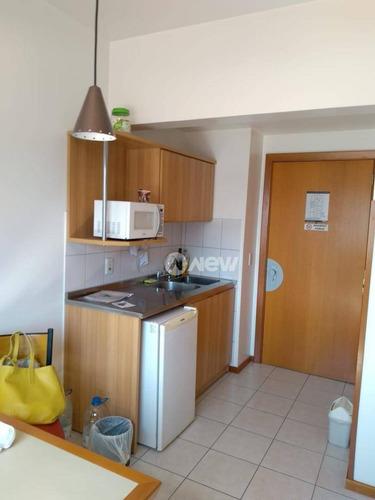 Apartamento Com 1 Dormitório À Venda, 45 M² Por R$ 170.000 - Centro - Novo Hamburgo/rs - Ap3261