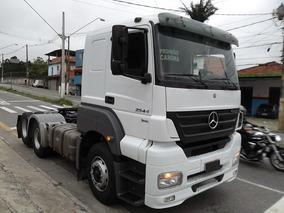 Mb Axor 2544 2011 6x2 Premium 332000 Km Apenas